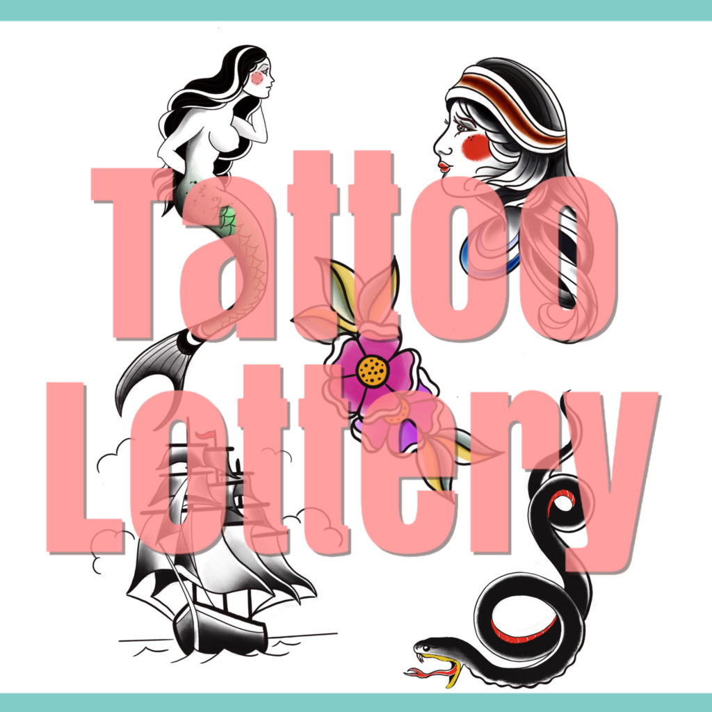 Tattoo Lottery Special