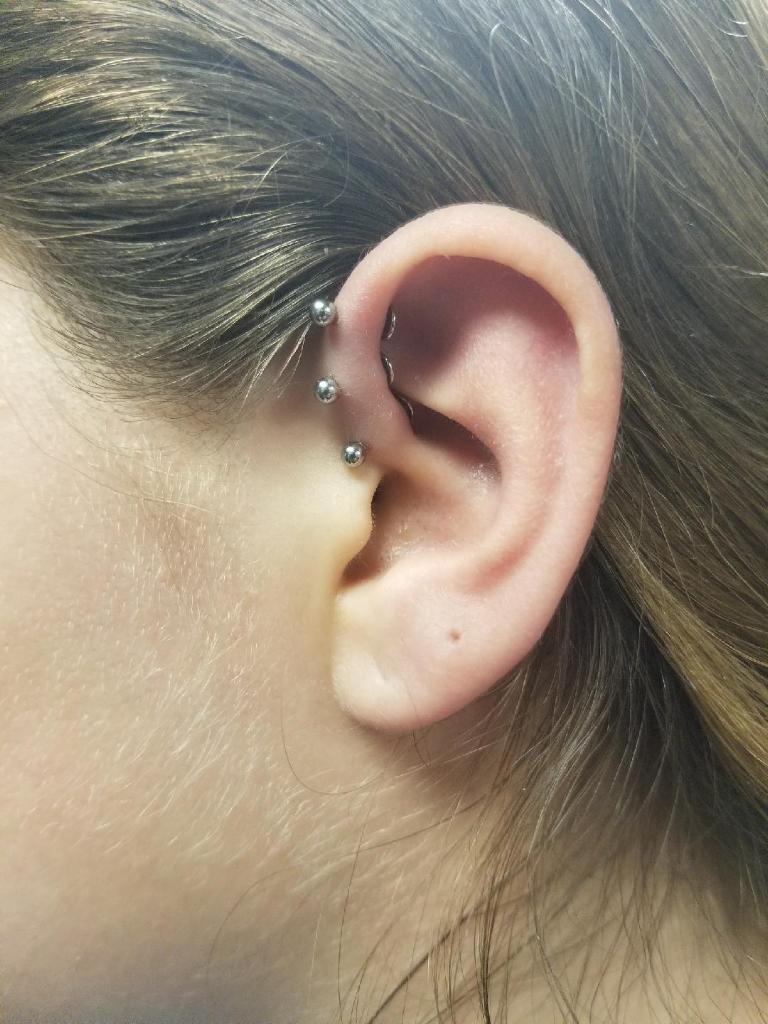 Exotic Ear Piercings St Louis Mo Steel Ink Studio Tattoo